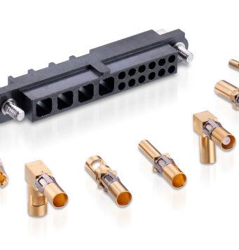 conectores de alta fiabilidad