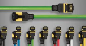 Latiguillos de red Cat6A U/FTP con diseño delgado