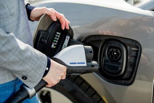 Sistema de carga de elevada potencia para vehículos eléctricos