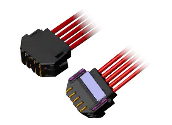 Conectores de 2 mm cable a placa