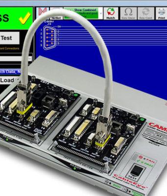 Comprobador de cable multiconductor de baja tensión