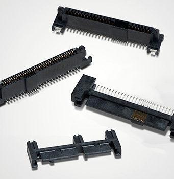 Conectores de 68 pines para SAS/PCIe Gen 4