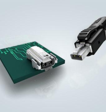 Conectores de un solo par Ethernet industrial