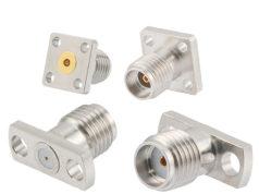Conectores de RF reemplazables sobre el terreno