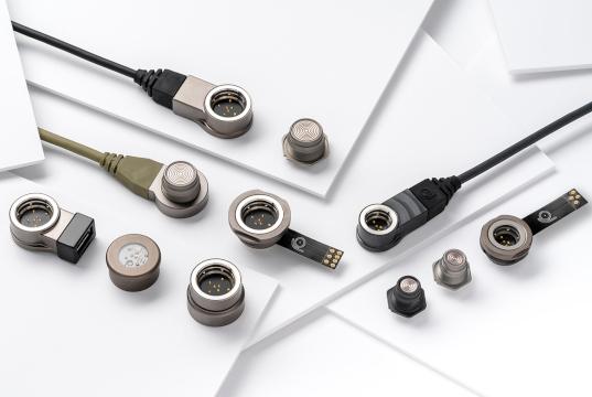 Conectores para vestibles flexibles
