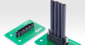 Conector de potencia con multicontactos de 60 A y paso de 8,5 mm