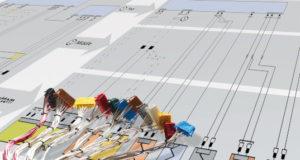 PREEvision Organización y evaluación de diagramas de mazos de cables