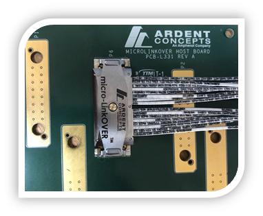 Conectores micro-LinkOVER para montaje de compresión sin soldadura