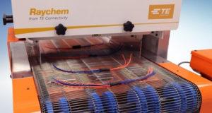 Equipos para producción de tubos termorretráctiles