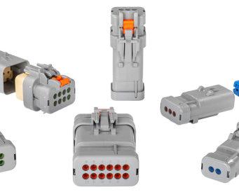 AMPSEAL 16 Conectores de alta temperatura (hasta +150 °C)