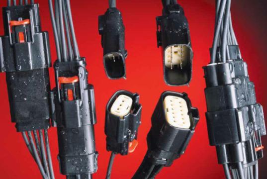 MX150 conectores sellados para vehículos