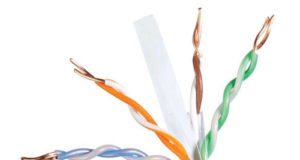 Cables Cat 6A con diámetros reducidos