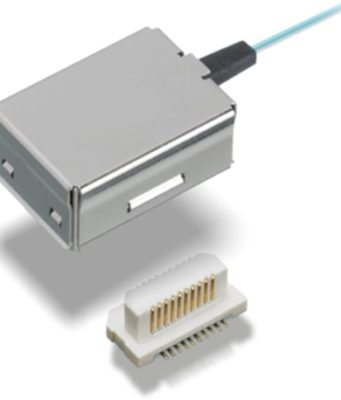 Serie V Conectores ópticos activos de hasta 8 Gbps