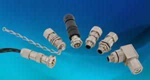Max-M12 Conectores de alta velocidad con códigos X y S