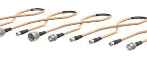 CT444x Ensamblajes de cable coaxial RF de grado instrumento