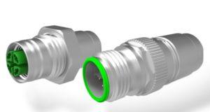 Conectores de cable M12-Mini X-Code certificados para 10GigE