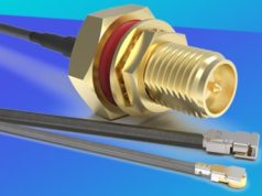 I-PEX MHF 4L LK y 5L micro conector para ensamblajes coaxiales