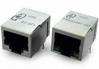 Módulos magnéticos RJ45 para montaje en PCB