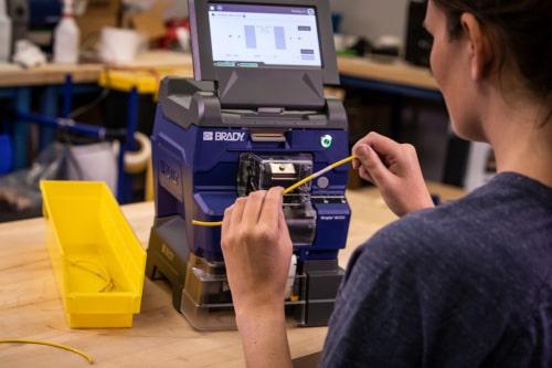 Duplique la velocidad de identificación de cables Wraptor A6200
