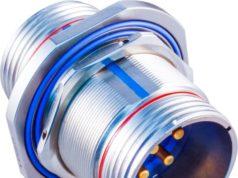 Conectores herméticos sellados en vidrio