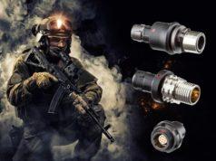 FLOS Y Conectores circulares para aplicaciones militares
