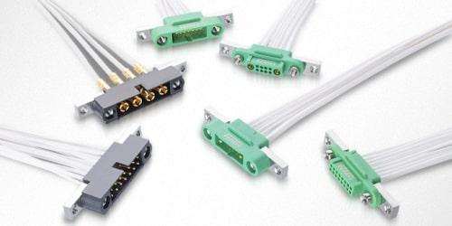 Conectores de alta fiabilidad Datamate y Gecko