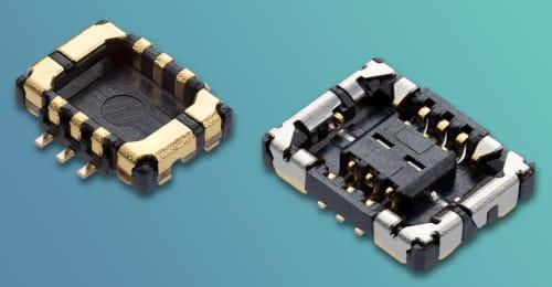 Nueva serie de conectores 5G25 para RF mmWave