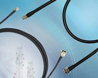 Steady Link Serie C Ensamblajes de cable coaxial flexible