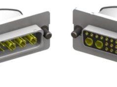 DBMM Microconectores para aplicaciones militares y aeroespaciales
