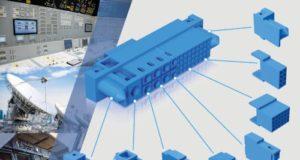 Conectores modulares de señal y alimentación Scorpion