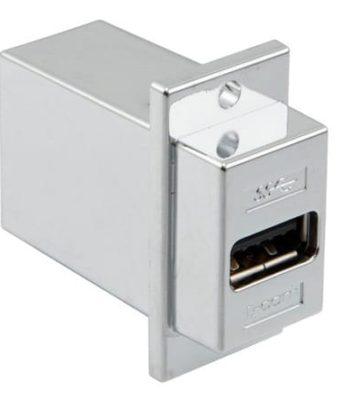 Acopladores ECF USB 3.0 de alta retención